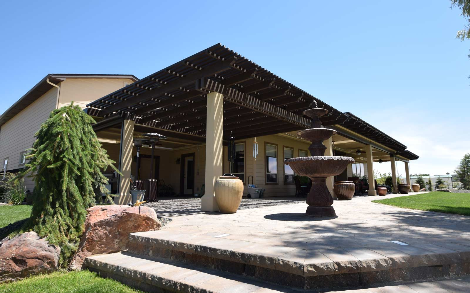 Covertech Patio Covers Shades And