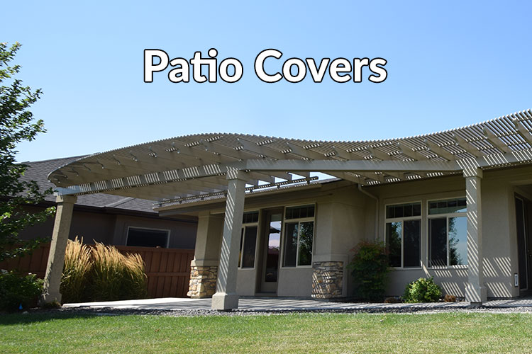Covertech Patio Covers Shades And Concrete Boise Covertech Of Idaho